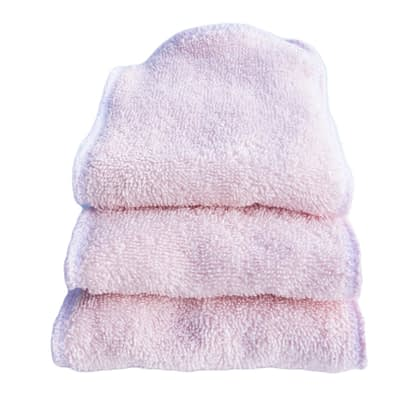 Reusable nappy inserts - pink
