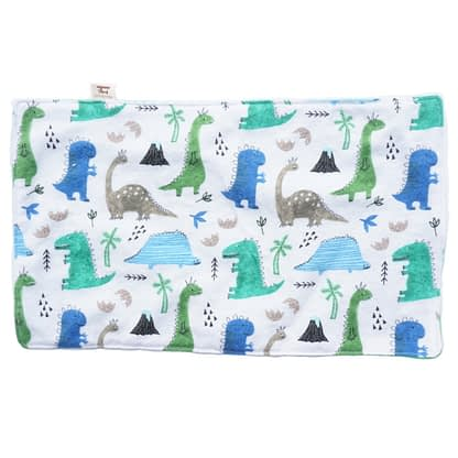 Bandana Burp Cloth - Dino print